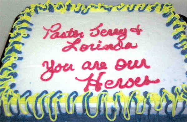 Pin Pastor Appreciation Idea Cake Ideas Cake on Pinterest